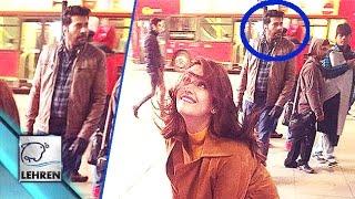 Mammootty SPOTTED With Huma Qureshi | Malyalam Movie White | Lehren Malayalam