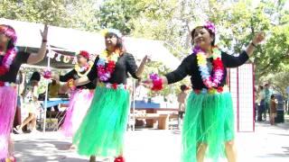 PCF LA Hawaiian Dance by Women's Ministry.
