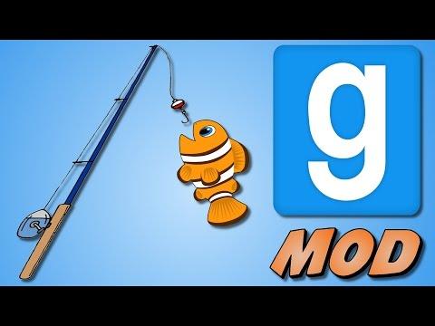 Garry's Mod: Fishing Mod Showcase