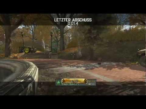 MW3 Stealth Clown quick 8-0 Search & Destroy 3x throwing Knife Final Killcam