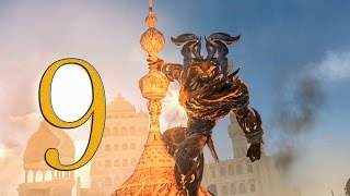 Escaping From Ratash (Ratash Chase) - Prince of Persia: The Forgotten Sands - Part 9