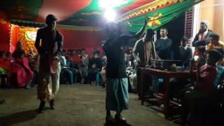 Gaye holud dance... Bangladeshi village people
