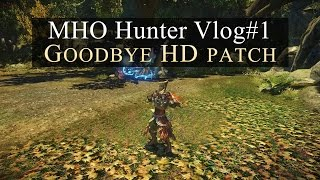 Channel Vlog #1 Droping the MHO HD patch...