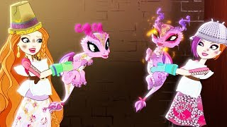Ever After High | Baby Dragons | Dragon Games | Ever After High Compilation
