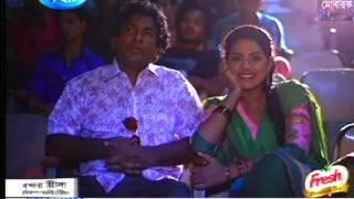 Bangla comedy Eid Natok 2016    Lavlu Lavlir Prem    Mosharraf   Tisha