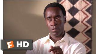 Hotel Rwanda (2004) - There Will Be No Rescue Scene (9/13)   Movieclips