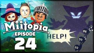 Miitopia - Part 24: DARK LORD ATTACKS AGAIN! [Nintendo 3DS Full Version]