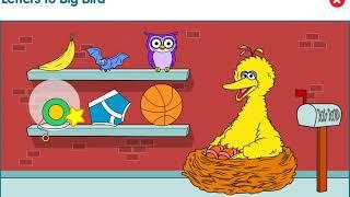 Sesame Street - Letters to Big Bird