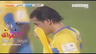 جميع اهداف يونس محمود في دوري القطري مع جنون المعلقين