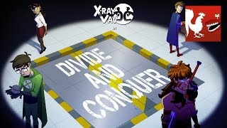 X-Ray & Vav: Season 2, Episode 8 - Divide & Conquer | Rooster Teeth