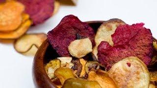 Veggie Chips (baked)