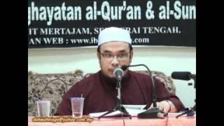 Dr Asri 8. Rumusan Kepada Talaq Tiga Jatuh Berapa- Umdatul Ahkam # 34