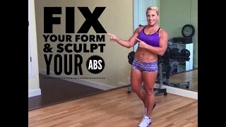 FIX your punches for SCULPTED ABS in Turbo Kick Turbo Jam and Turbo Fire