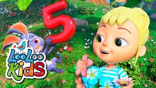 Number Song - THE BEST Songs for Children   LooLoo Kids