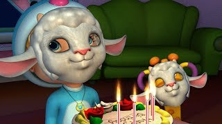 Baa Baa Black Sheep and Friends | Rhymes Kids Video | Infobells