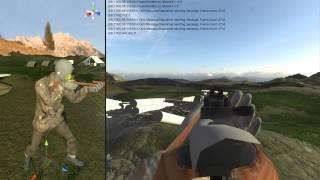 Unity - FPS look/aim testing