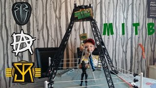 wwe toys . money in the bank .