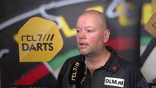 'Als ik zo het WK inga, kan ik beter thuisblijven' - RTL 7 DARTS: GRAND SLAM OF DARTS
