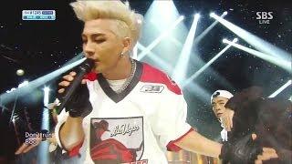 TAEYANG_1201_SBS Inkigayo_링가 링가(RINGA LINGA)