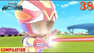 Vir : The Robot Boy | Vir Action Collection - 38 | Action series | WowKidz Action