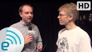 The Engadget Interview: Oculus Rift's John Carmack   Engadget