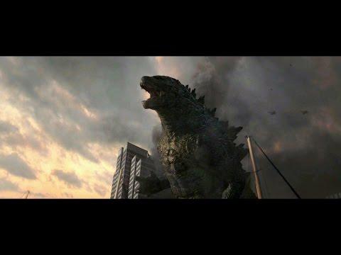 Godzilla (2014)  - All Godzilla Scenes HD 1080p