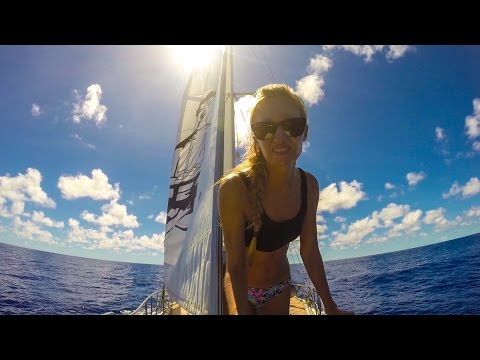 Two Weeks At Sea- Sailing  SV Delos Ep. 78