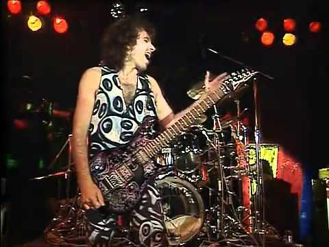 Joe Satriani - Live Montreux Blues Fest 1988 [Full Concert]