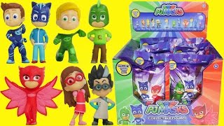 Best Learning Colors Video for Children PJ Masks Wrong Heads Fun & Creative for Kids Surprise Toys