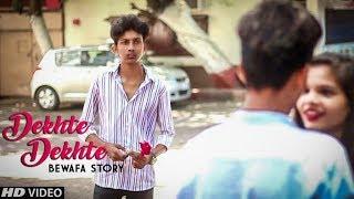Dekhte Dekhte Song | Batti Gul Meter Chalu | Shahid K | Shraddha K | Nusrat Saab | Bewafa Story