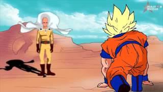 Goku vs Saitama español latino completo capitulo 1 fandub
