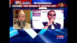 Irrfan Khan Vs Muslim Clerics Over 'Qurbani'