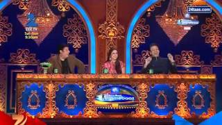 Indias Best Drame Baaz : Vansh & Tamanna Saas And Bahu 26th February 2016