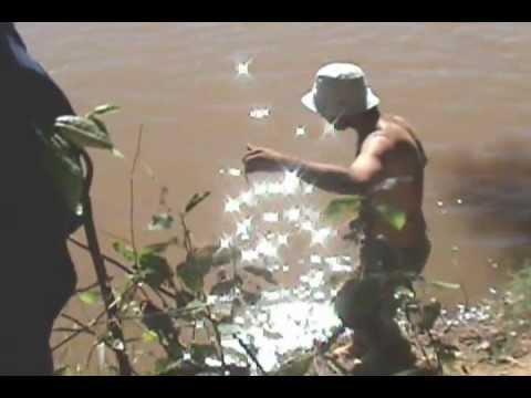 como fazer uma seva para pescar curimba