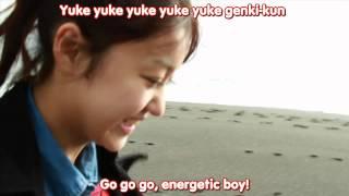 Mai Hagiwara - Yuke! Genki-kun (Subtitled) [HD]