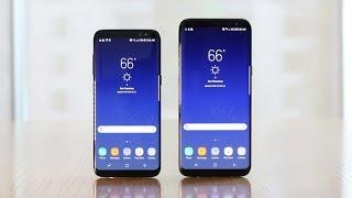 Samsung Galaxy S8 Breakability
