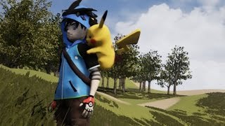 Veer's Pokemon Fan Game [Quick Look]