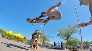 Skateboarding the hood - Kabokweni skate session with Gsk8t