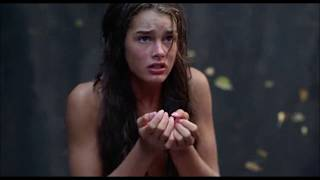 Emmaline's first period (The Blue Lagoon 1980)