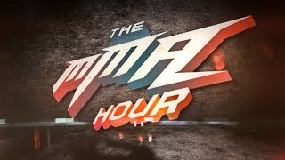 The MMA Hour Live - April 24, 2017
