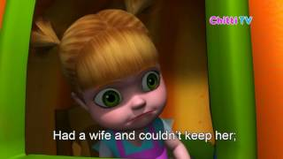 Peter Peter Pumpkin Eater Nursery Rhyme With Lyrics || Nursery Rhymes for Children || Chitti TV HD