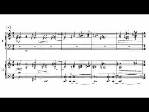Charles Ives - Three Quarter-Tone Pieces [3/3]
