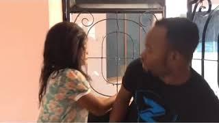 Cheka  na anko zumo: namwachaje mke wangu