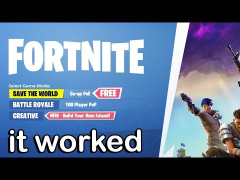 Xxx Mp4 You Can ACTUALLY Get Save The World FREE In Season 7 3gp Sex