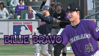 MLB 18 The Show RTTS - Billie Bravo (SP) Road To The Show Colorado Rockies #10  MLB The Show 18 RTTS