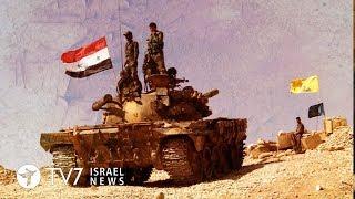 Iranian-backed militias resume presence along Israel