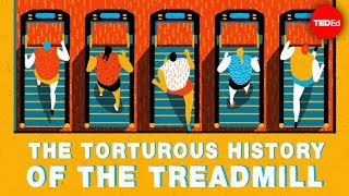 The treadmill's dark and twisted past - Conor Heffernan