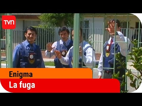 La fuga | Enigma - T2E2