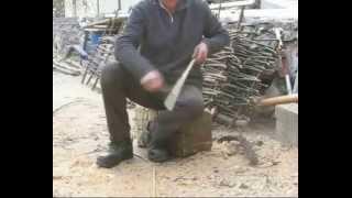 kanja with split arrows-replic war of the arrows radman jaksa
