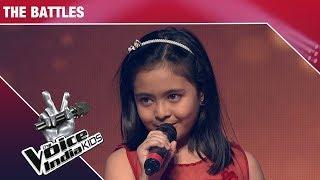 Shekinah, Gayatri and Dhanni Performs on Ajeeb Dastan Hai Yeh | The Voice India Kids | Episode 12